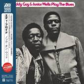 GUY BUDDY WITH JUNIOR WELLS  - CD PLAY THE BLUES