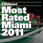 VARIOUS  - 2xCD MOST RATED MIAMI 2011