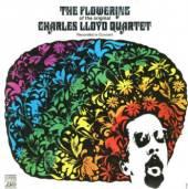 LLOYD CHARLES QUARTET  - CD FLOWERING