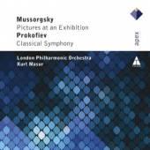 MASUR/LPO  - CD MUSS:PICTURES AT AN EXHIBIT.