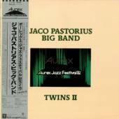 PASTORIUS JACO BIG BAND  - CD TWINS II