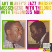 BLAKEY A. & T.MONK  - CD JAZZ MESS.WITH MONK