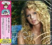 SWIFT TAYLOR  - CD TAYLOR SWIFT [LTD]