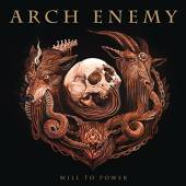 ARCH ENEMY  - CD WILL TO POWER