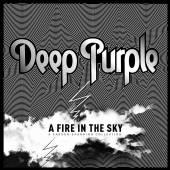 DEEP PURPLE  - 3xCD FIRE IN THE SKY..