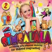 SIMSALALA  - CD PESNICKY PRE SIKO..