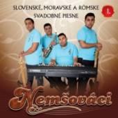 NEMSOVACI  - CD SLOVENSKE, MORAVS..