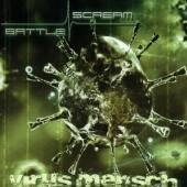 BATTLE SCREAM  - CD VIRUS MENSCH