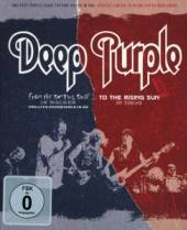 DEEP PURPLE  - BR FROM THE SETTING ..