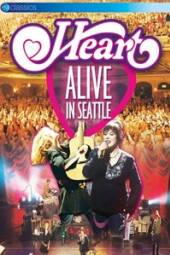 HEART  - DVD ALIVE IN SEATTLE