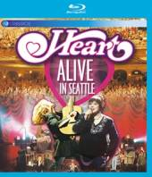 HEART  - BR ALIVE IN.. -BR AUDIO-