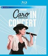 EMERALD CARO  - DVD IN CONCERT (BLU-RAY)