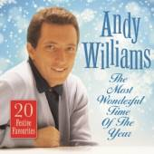 WILLIAMS ANDY  - CD IT'S THE MOST WONDERFUL T