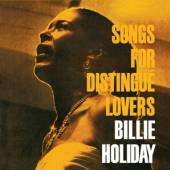 HOLIDAY BILLIE  - CD SONGS FOR DISTINGUE ..