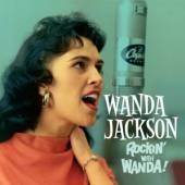 JACKSON WANDA  - CD ROCKIN' WITH WANDA/..