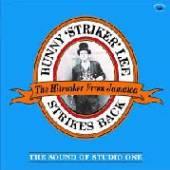 LEE BUNNY 'STRIKER'  - CD STRIKES BACK - SOUND OF..