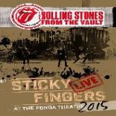 ROLLING STONES  - 4xDVD FROM THE VAULT..