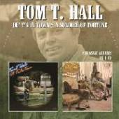 TOM T. HALL  - CD OL' T's IN TOWN /..