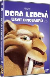 - DVD DOBA LADOVA: USVIT DINOSAUROV