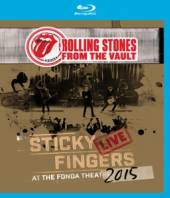 ROLLING STONES  - DV STICKY FINGERS LI..