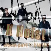 KAJHOLST  - CD ALBUM PART 1: FINITE