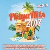 VARIOUS  - 2xCD PLAYA HITS 2017