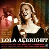 ALBRIGHT LOLA  - 3xCD JAZZ SINGER ON.. -LP+CD-