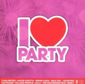 VARIOUS  - 2xCD I LOVE PARTY