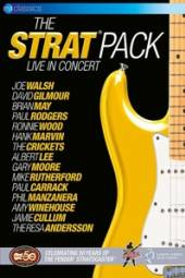 VARIOUS  - DVD STRAT PACK LIVE - THE..