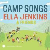 JENKINS ELLA & FRIENDS  - CD CAMP SONGS