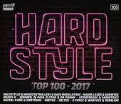 VARIOUS  - 2xCD HARDSTYLE TOP 100 2017