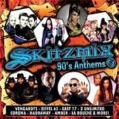 VARIOUS  - 2xCD SKITZMIX 90'S ANTHEMS