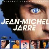 JARRE JEAN-MICHEL  - CD ORIGINAL ALBUM CLASSICS
