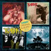 KABAT  - 4CD ORIGINAL ALBUMS VOL.2