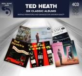 TED HEATH  - CD SIX CLASSIC ALBUMS