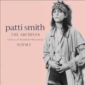PATTI SMITH  - CD THE BROADCAST ARCHIVE (3CD)
