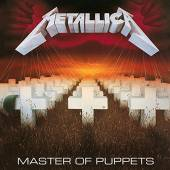 METALLICA  - CD MASTER OF PUPPETS