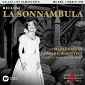 CALLAS MARIA  - 2xCD BELLINI: LA SONNAMBULA (1955 -