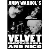 ANDY WARHOL & THE VELVET UNDER  - DVD ANDY WARHOL'S VE..