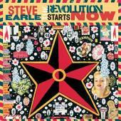 EARLE STEVE  - CD REVOLUTION STARTS NOW