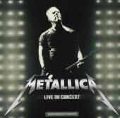 METALLICA  - CD LIVE IN CONCERT