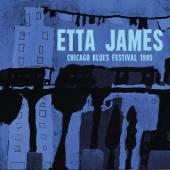 JAMES ETTA  - CD CHICAGO BLUES FESTIVAL