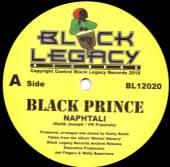 NAPHTALI  - VINYL BLACK PRINCE [VINYL]