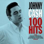 CASH JOHNNY  - 4xCD 100 HITS