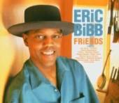 ERIC BIBB  - CD FRIENDS