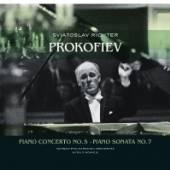 PROKOFIEV SERGEI  - VINYL PIANO CONCERTO NO. 5 - HQ [VINYL]