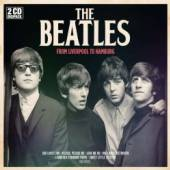 BEATLES  - 2xCD FROM LIVERPOOL TO HAMBURG