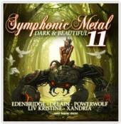 VARIOUS  - CD SYMPHONIC METAL 11 - DARK & BE