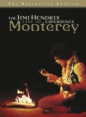 HENDRIX JIMI -EXPERIENCE  - DVD AMERICAN LANDING: JIMI..