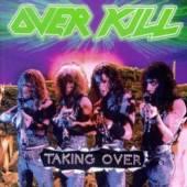 OVERKILL  - CD TAKING OVER